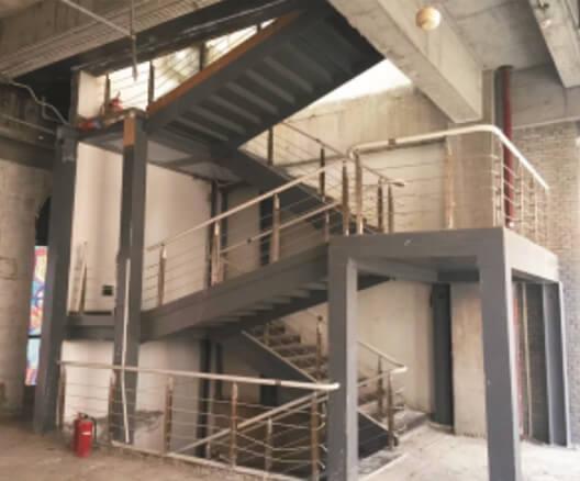 钢结构工程设计、